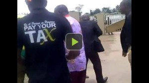 Attack on tax officers by Oyedepo church members